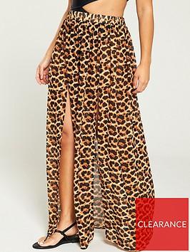south-beach-leopard-maxi-skirt-with-slits-multi