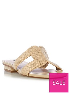 dune-london-libi-woven-detail-flat-smart-sandals-natural