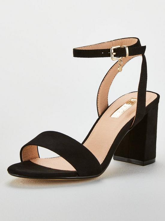 0642f0feb OFFICE Marigold Heeled Sandal - Black
