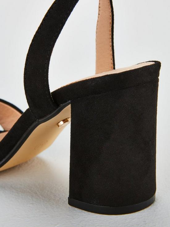 370dd6d73 ... OFFICE Marigold Heeled Sandal - Black. View larger