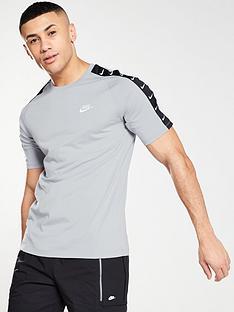 4b637144a764 Nike Sportswear Swoosh T-Shirt - Grey