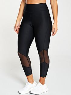 boux-avenue-plain-cropped-legging-blacknbsp