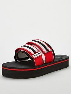 hunter-original-beach-platform-sandals--nbspmulti