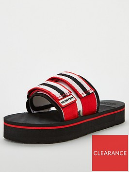 hunter-original-beach-platform-sandals--nbspmulti