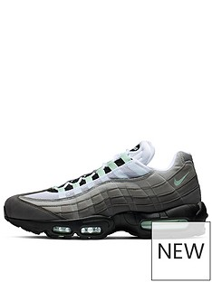 buy online 7cc0f 721b1 Black | Nike Air Max 95 | Trainers | Men | www.very.co.uk