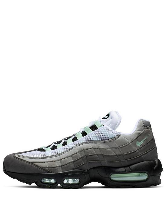 mode designer d84b6 5eed2 Air Max 95 - Black/Green