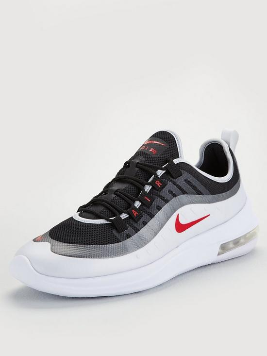 1b1d995b7dd3 Nike Air Max Axis - Black/Red/White | very.co.uk