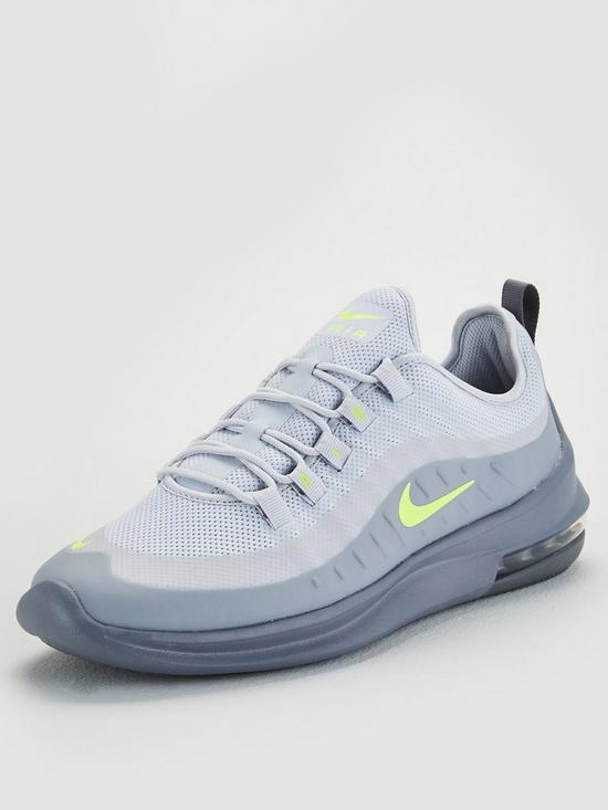 6a79c482c2 Nike Air Max Axis - Grey/Volt | very.co.uk