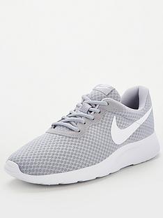 wholesale dealer 736df 933a1 Nike Tanjun - Light Grey White