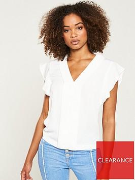 v-by-very-v-front-blouse-ivory