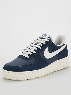 super popular a9f89 83e27 Nike Air Force 1 - Navy Off White