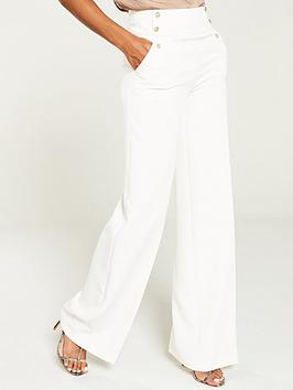 v-by-very-military-wide-leg-trouser-ivory