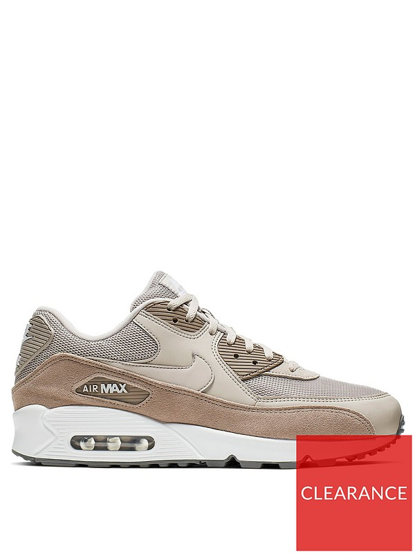 Nike Air Max 90 Essential Cheap Shoes For Women Beige