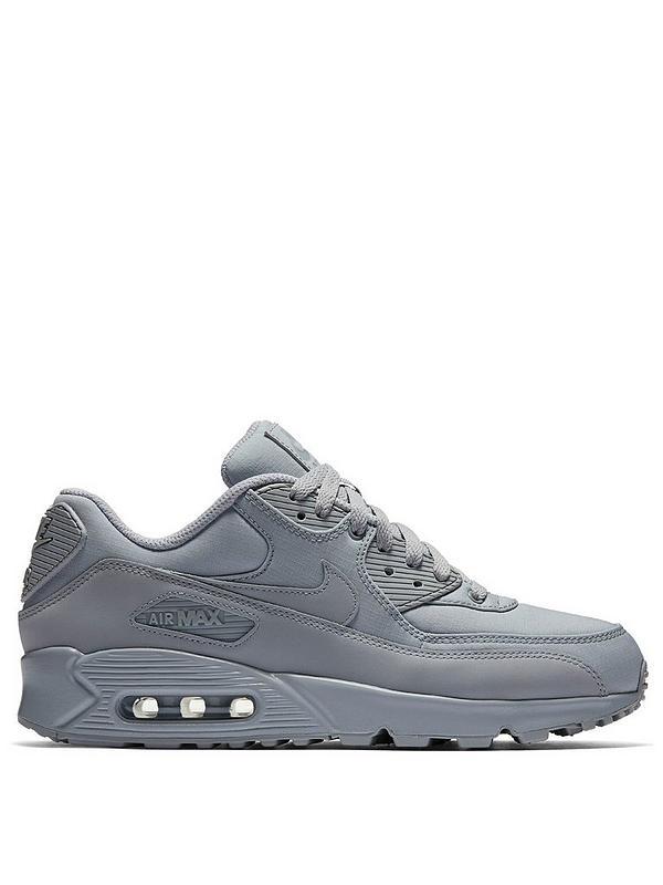12 11 Size 6 UK Nike Air Max 1 Womens Mens Wolf Grey
