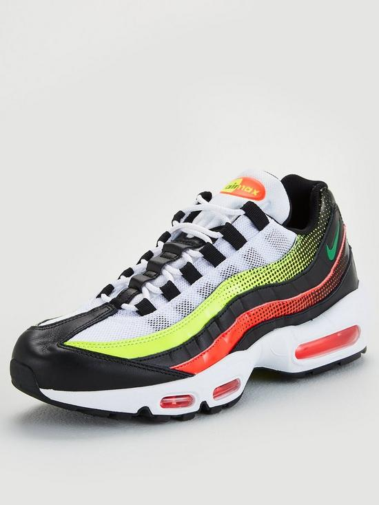 new products c37bd 1cb6f Air Max 95 - Black/Green/Orange