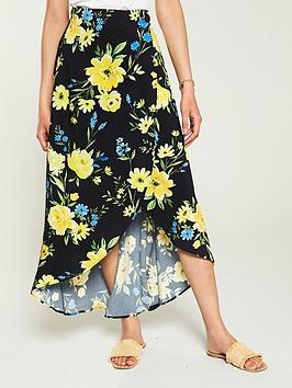 v-by-very-wrap-maxi-skirt--nbspfloral-print