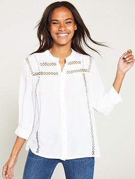 v-by-very-long-sleeve-lace-insert-blouse-ivory