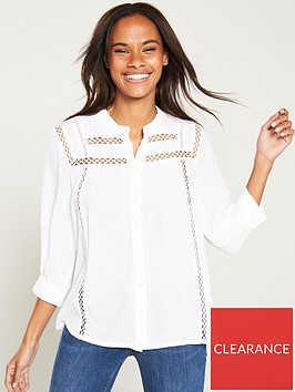 v-by-very-long-sleeve-lace-insert-blouse-ivory