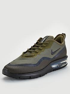 ba9d38cfd807c Nike Air Max Sequent - Khaki Black
