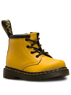dr-martens-1460-yellow-infants-lace-boot