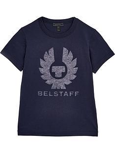 belstaff-boys-short-sleeve-logo-t-shirt