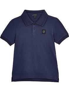 belstaff-boys-short-sleeve-pique-polo-shirt
