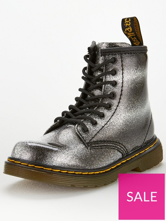 3fdc91ca476b Dr Martens 1460 Glitter 8 Lace Boot | very.co.uk
