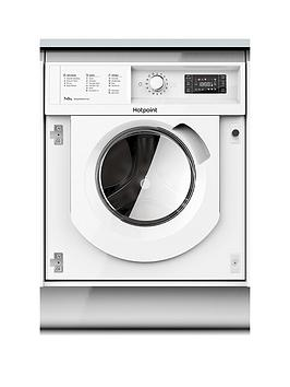 Hotpoint Biwdhg7148 7Kg Wash, 5Kg Dry, 1400 Spin Washer Dryer - White - Washer Dryer With Installation