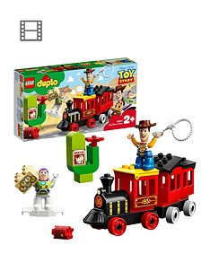 LEGO Duplo 10894 Toy Story 4 Train with Woody and Buzz Figures