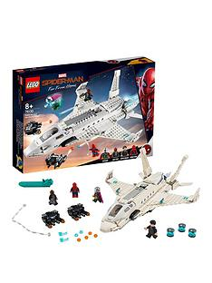 LEGO Super Heroes 76130 Stark Jet and the Drone Toy