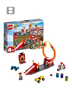 LEGO Juniors 10767 Toy Story 4 Duke Caboom'sStunt Show
