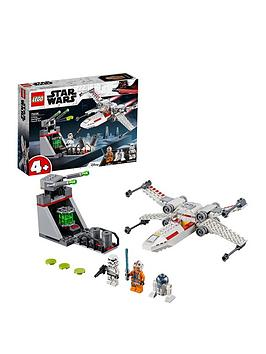 Lego Star Wars 75235 X-Wing Starfighter&Trade; Trench Run Best Price, Cheapest Prices