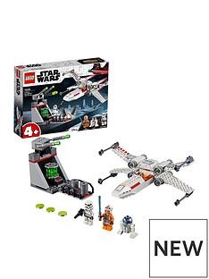 LEGO Star Wars 75235 X-Wing Starfighter™Trench Run