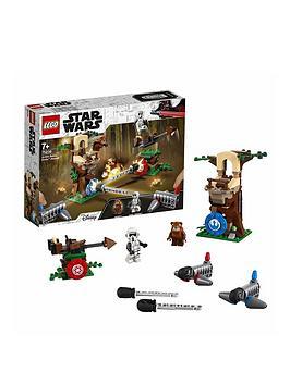 Lego Star Wars 75238 Action Battle Endor Assault, The Return Of The Jedi