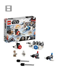 LEGO Star Wars 75239 Hoth Generator Attack Set