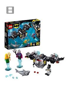LEGO Super Heroes 76116Batman™Batsub and the Underwater Clash