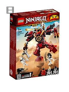 LEGO Ninjago 70665The Samurai Mech