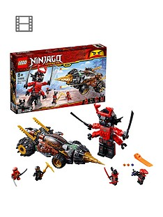 LEGO Ninjago 70669 Cole's Earth Driller