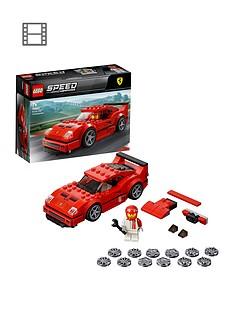 LEGO Speed Champions 75890Ferrari F40 CompetizioneCar
