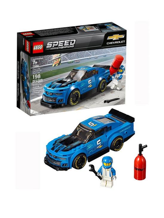 75891 Chevrolet Camaro ZL1 Race Car