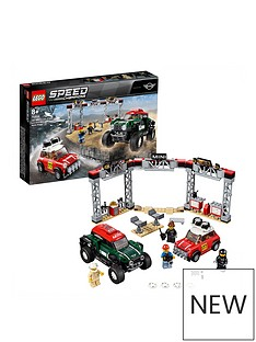 lego-speed-champions-1967-mini-cooper-s-rally-and-2018-mini-john-cooper-works-buggy