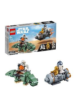 Lego Star Wars 75228 Escape Pod Vs. Dewback Microfighters&Trade;