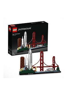 LEGO Architecture 21043San Francisco