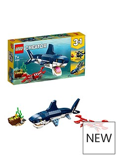 LEGO Creator 31088Deep Sea Creatures