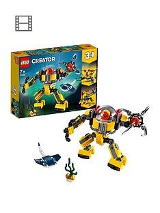 LEGO Creator 31090Underwater Robot