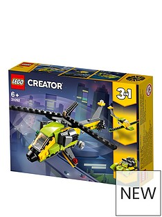 LEGO Creator 31092Helicopter Adventure