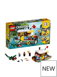 lego-creator-31093nbspriverside-houseboat