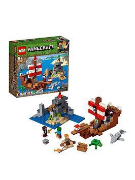 Lego Minecraft 21152 The Pirate Ship Adventure