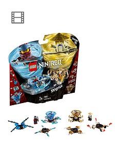 LEGO Ninjago 70663Spinjitzu Nya & Wu Spinners