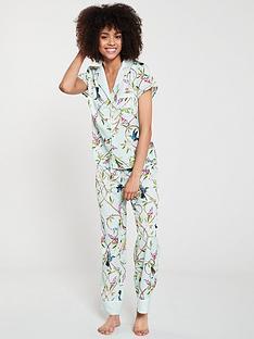 b-by-ted-baker-highgrove-revere-pyjama-top-green